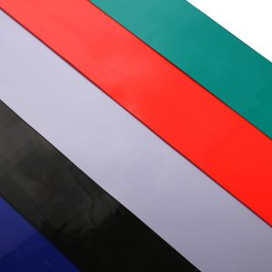Coloured PVC Strip Rolls