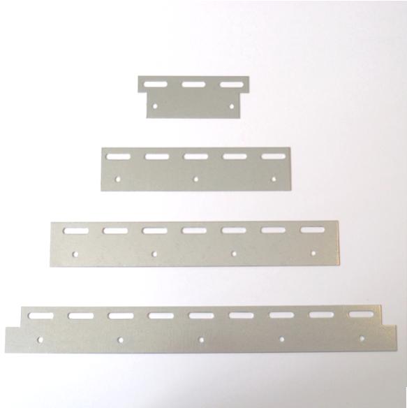 galvanised steel hook On Plate Sets