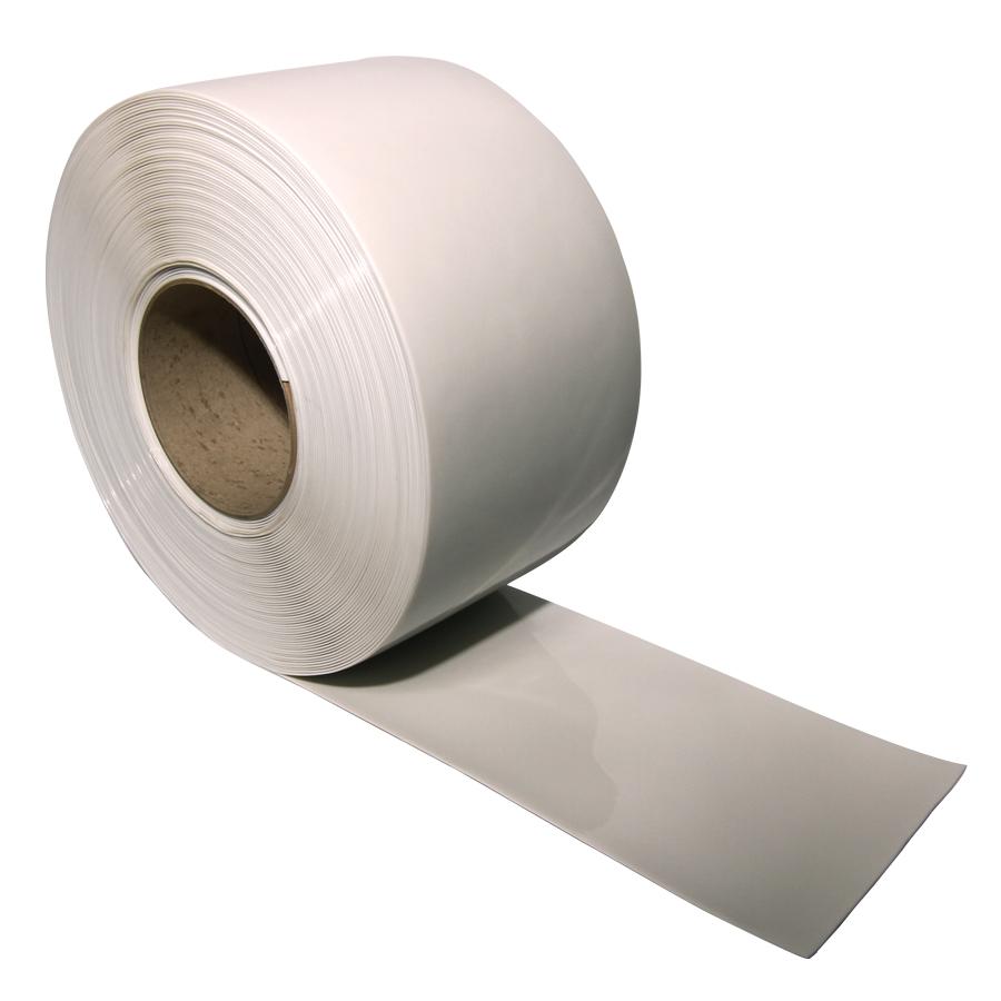 White PVC Strip Roll