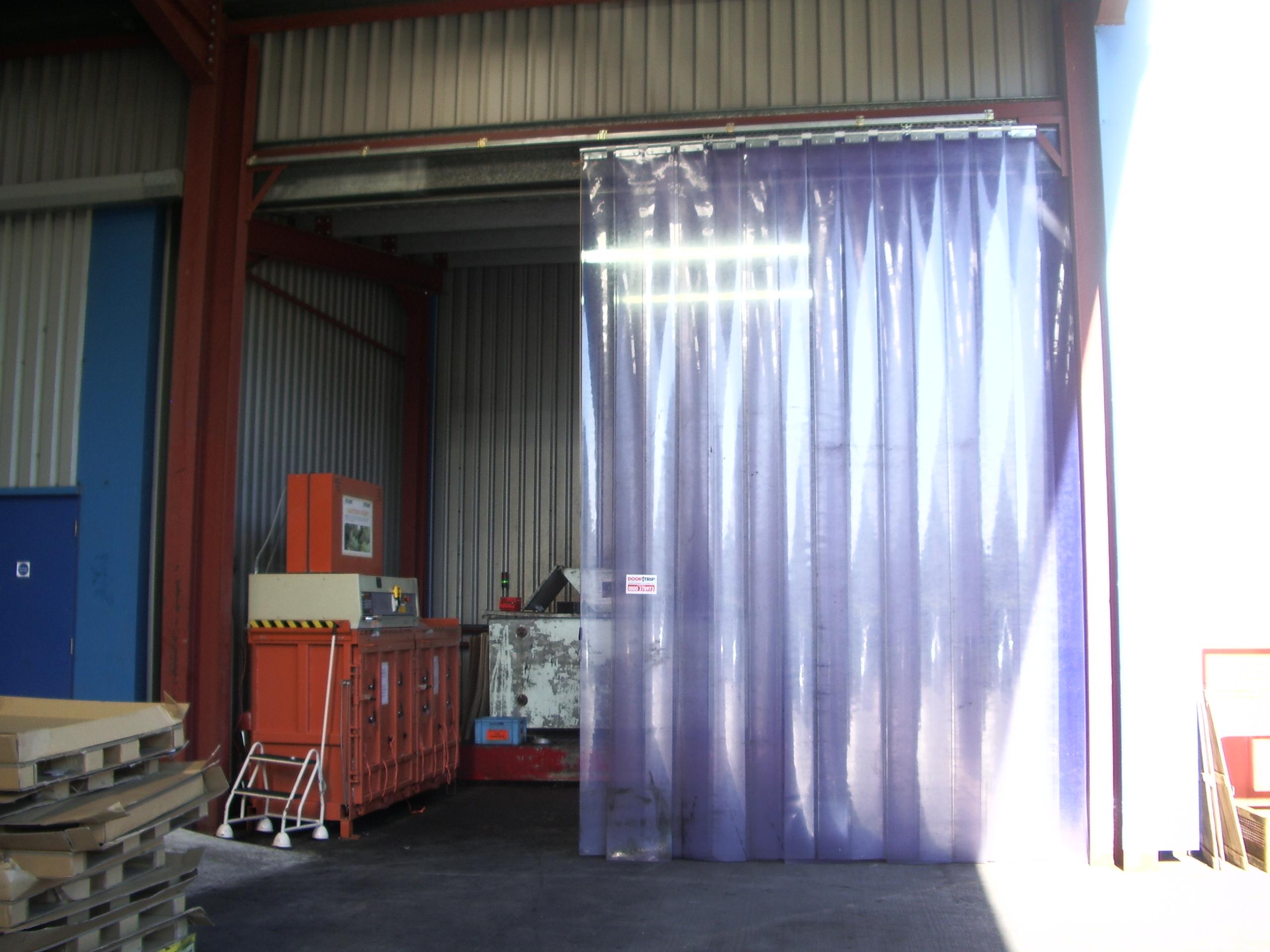 producto strip impafri curtains pvc lamas curtain en