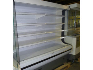 Multi-deck chiller cabinets