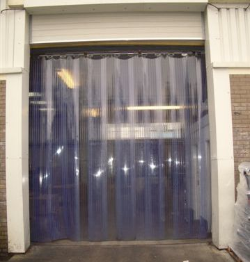 Large Sliding Door Curtains