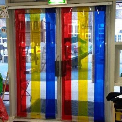 Pvc Strip Curtains Plastic Door Strips Curtain Get A