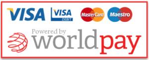 various payment card logos