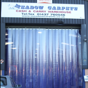 meadow pvc curtains