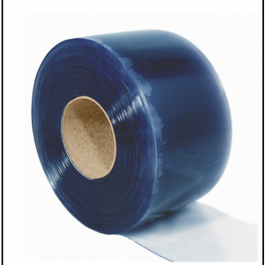 STD clear pvc roll