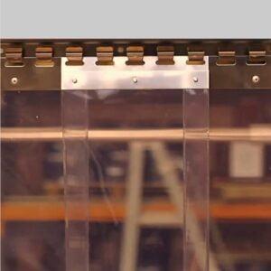 Hook On PVC Strips