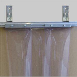 Twin Track PVC Strips